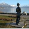 Pour Chaplin:La plus grande fresque d'Europe, à Vevey