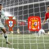 Portugal-Espagne cela va klaxonner à Lausanne