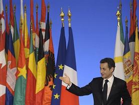 N. Sarkozy hôte d'honneur au Sommet 2010